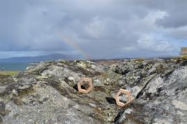 Rainbow at Iona